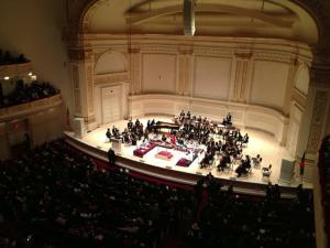Afghanistan National Institute of Music Carnegie Hall Performance