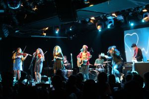Heartbeat Performs at Le Poisson Rouge in NYC