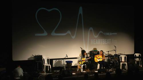 Photo Copyright 2015 Heartbeat: New Sound Foundation