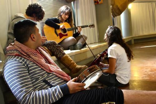 Photo Copyright 2015 Heartbeat: New Sound Foundation